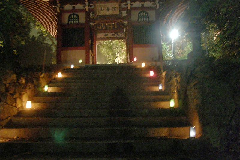 太江寺の万灯会