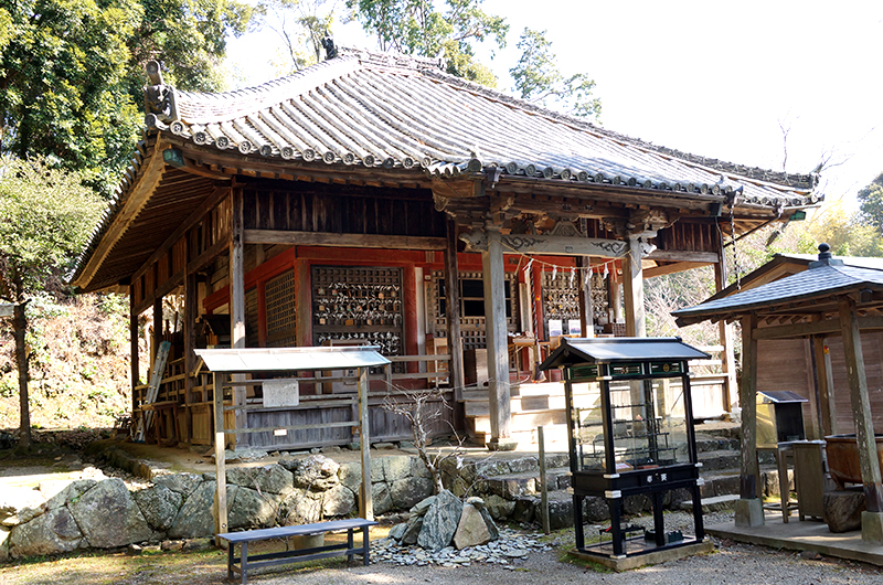 太江寺本堂
