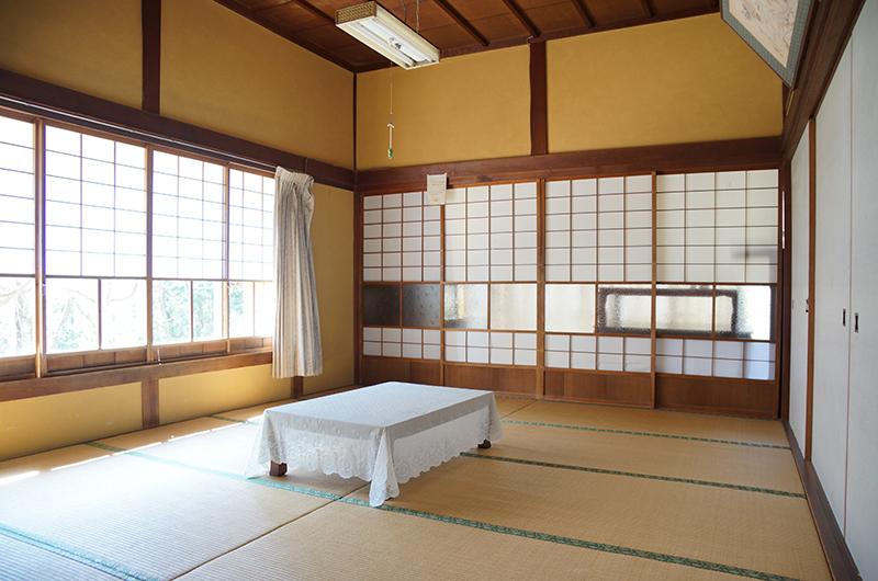 太江寺の和室10畳