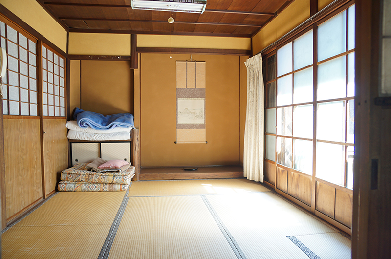 太江寺の和室6畳