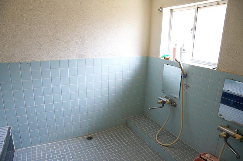 太江寺の浴室