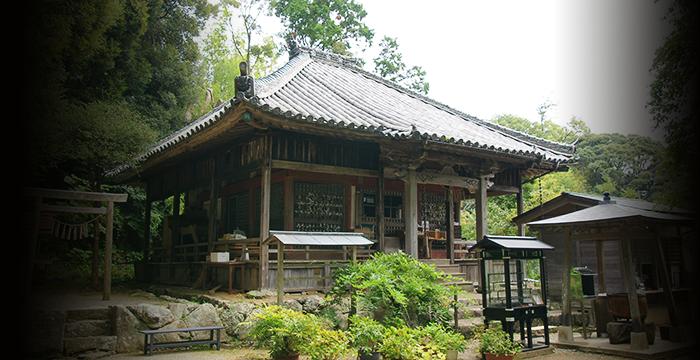 太江寺の本堂